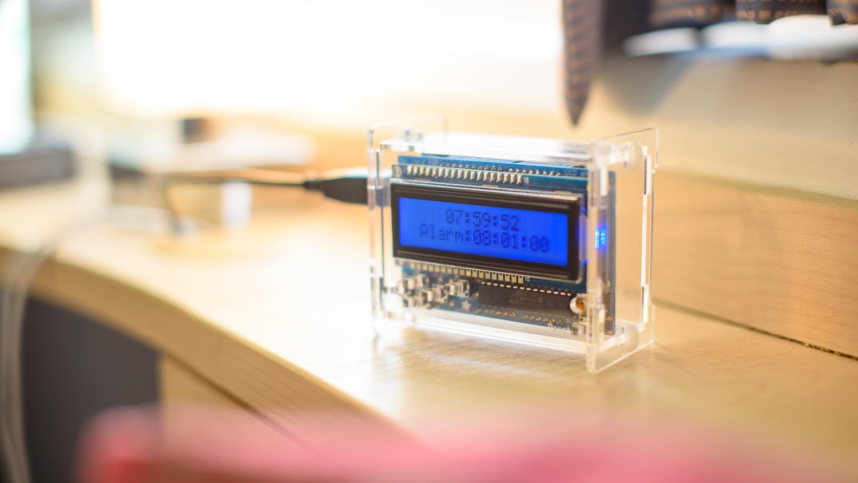 Arduino Alarm Clock