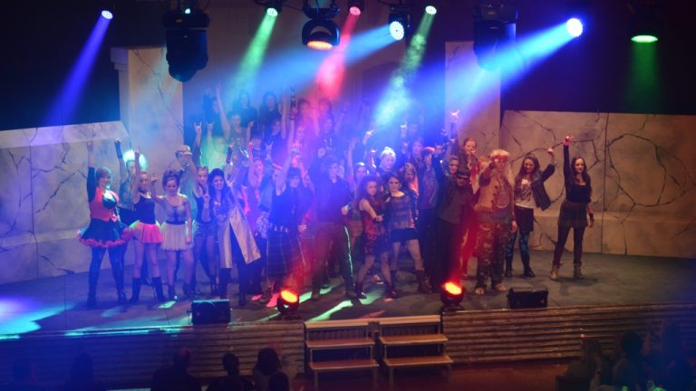 Audacious Productions We Will Rock You