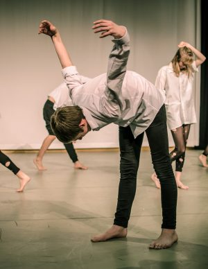 Dance at Comberton Village College