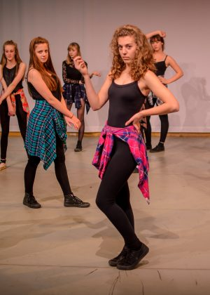 Danceshow at Comberton Village College