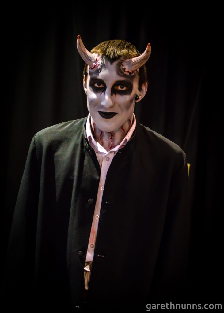 Doctor Faustus performed at Comberton Sports and Arts