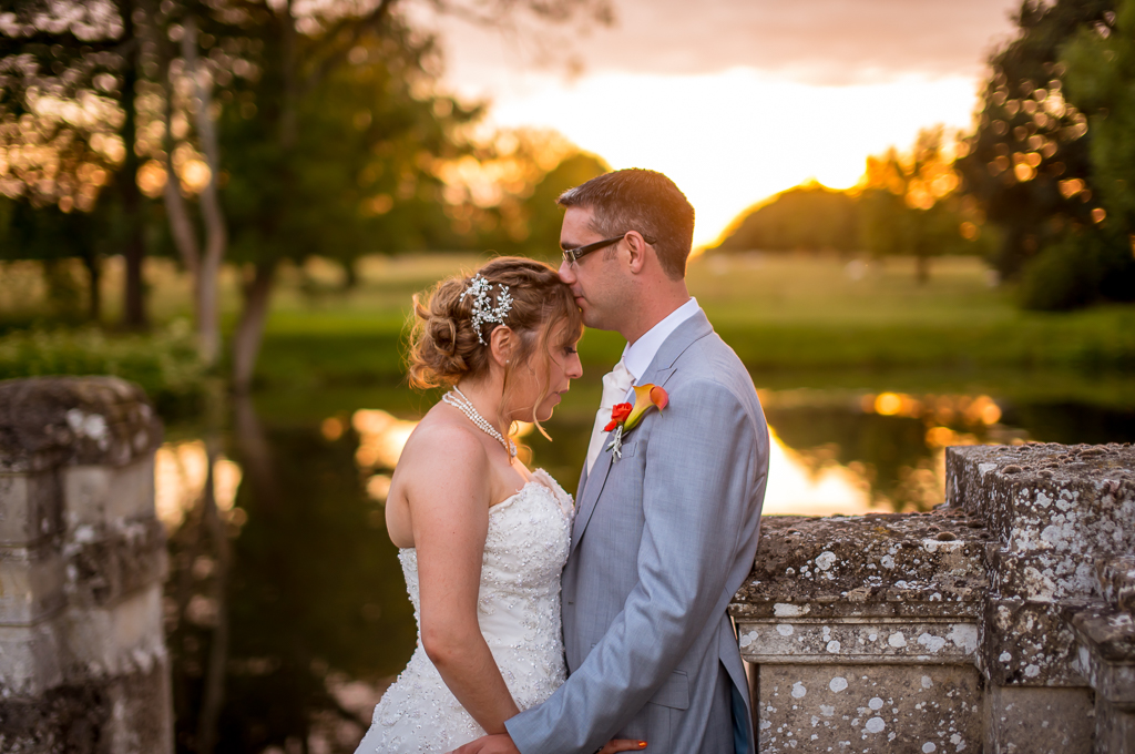 Andrew & Lucy's wedding at Madingley Hall, Cambridge