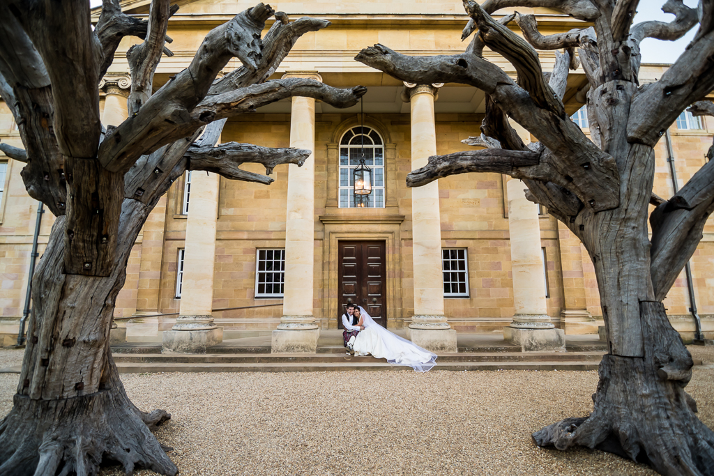 Andrew and Holly Miller's wedding at Downing College, Cambridge
