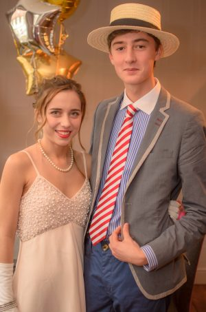 Great Gatsby Party Photography