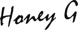 Honey G logo transparent