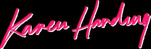 Karen Harding logo transparent