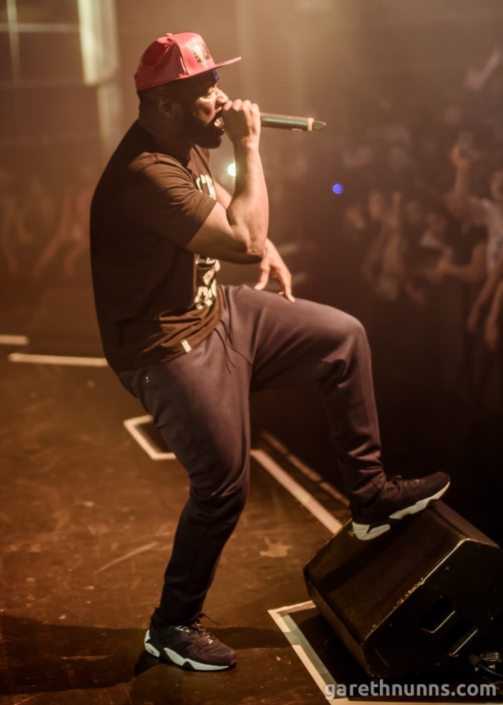 Lethal Bizzle at Selected Sounds in Room 1, Loughborough Students' Union