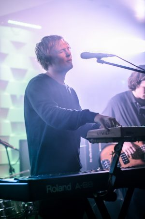 Lunacre performing live