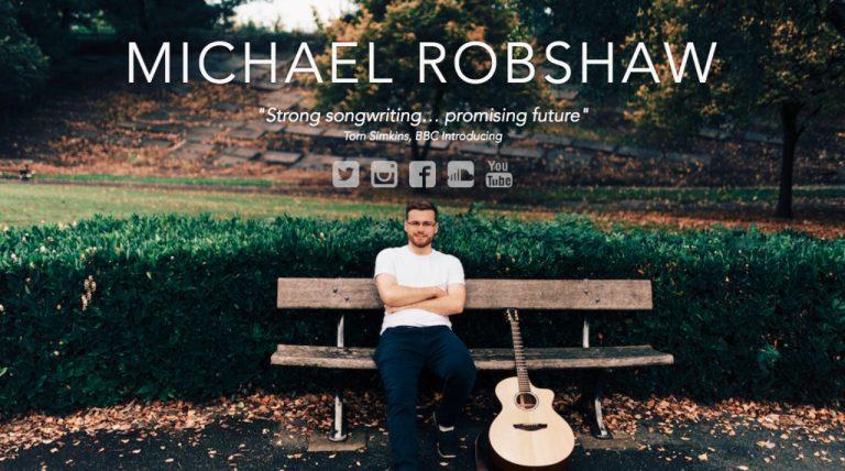 Michael Robshaw Website