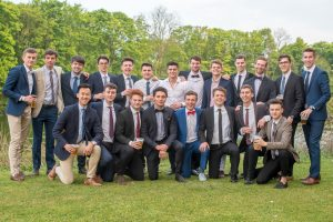 Telford Summer Ball from Loughborough University at Colwick Hall