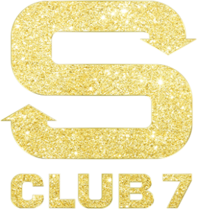 S Club 7 logo transparent