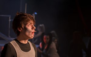 Sweeney Todd at The Robinson Theatre, Hills Road Sixth Form College