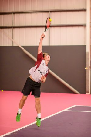Tennis played for Loughborough Sport