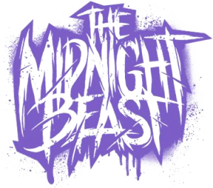 The Midnight Beast logo transparent