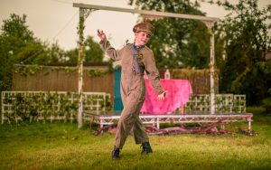 Twelfth Night outdoor production at Burwash Manor by Nasu Enzuru