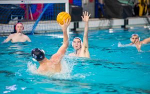 Waterpolo at Loughborough University played as part of an IMS one day event (ODE)
